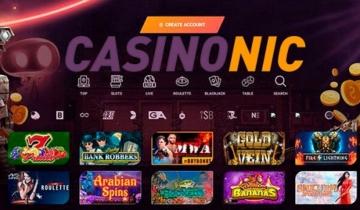 Casinonic Online Casino