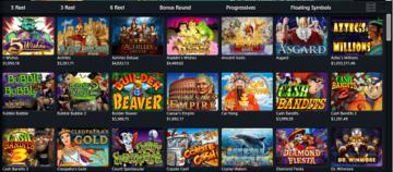 ozwin casino games