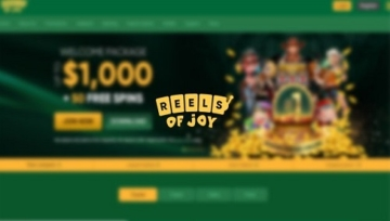 Best Reels of Joy Casino Review