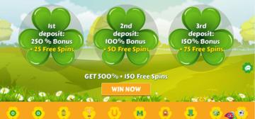 all wins bonuses
