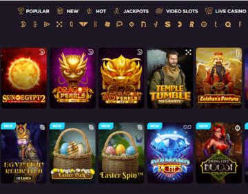 Jackpot Jill Casino Games