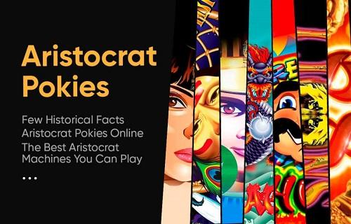 Best Online Aristocrat Pokies