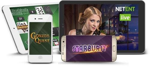 NetEnt Mobile