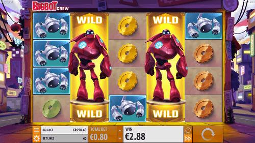 quickspin casino games