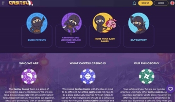 Best Casitsu Online Casino Review