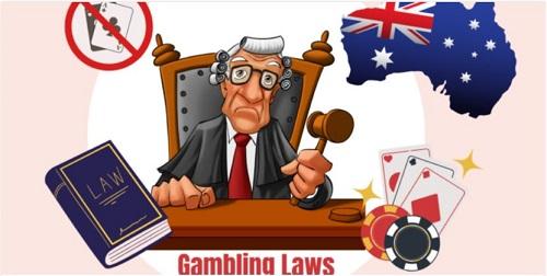 AU gambling laws
