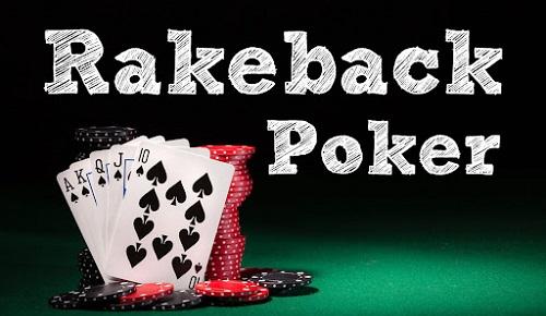 Rake in Online Poker