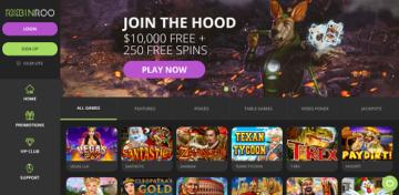 Robin Roo Casino
