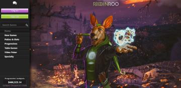 Robin Roo Casino Review