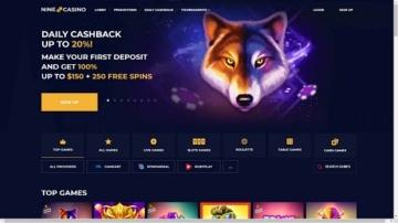 Best Nine Casino Review