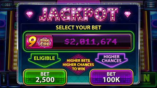 Progressive Jackpot Pokies