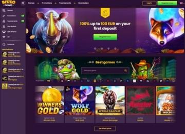 Bizzo Casino Review Online